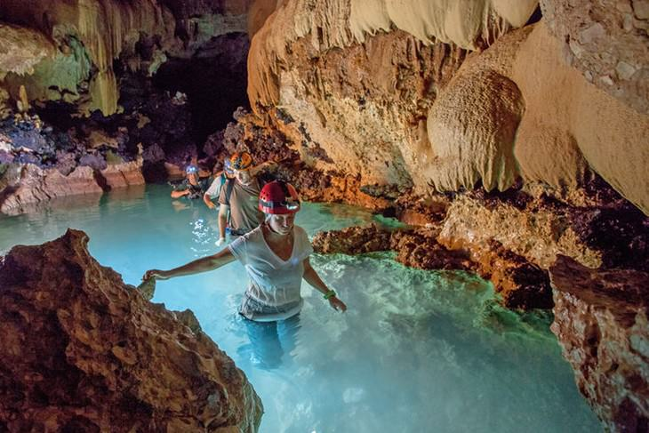 caves tourism 1. Actun Tunichil Muknal