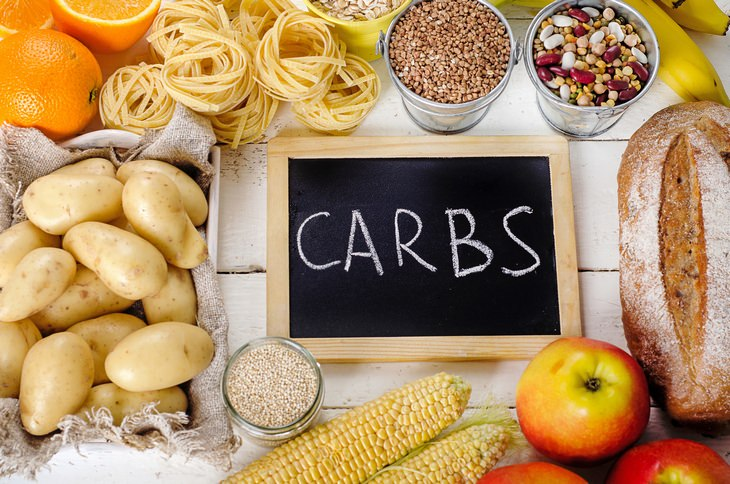 Nutrition myths: carbs