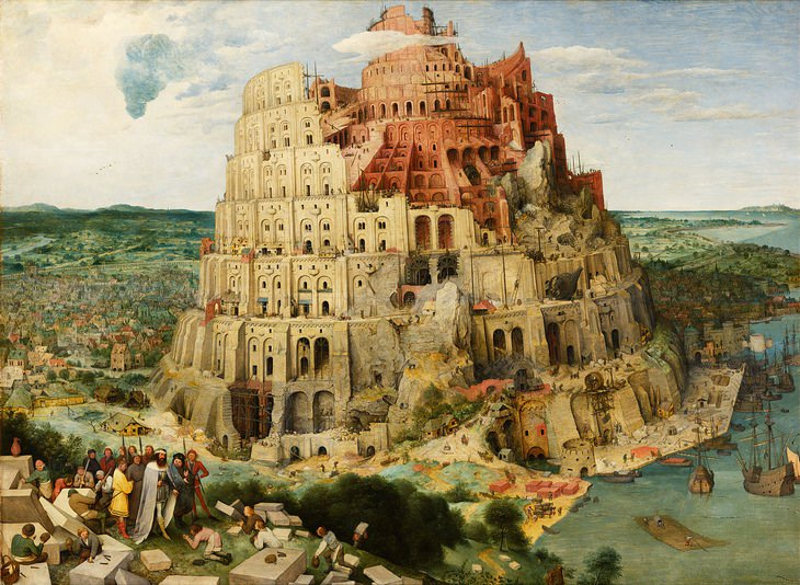 Dutch Painters: Bruegel Babel