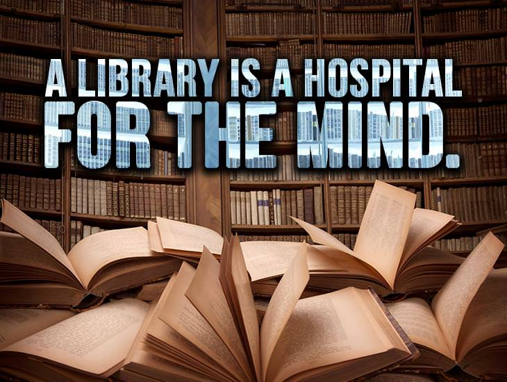 A Library Is A Hospital