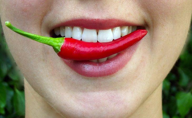 Hot Sauces: chili