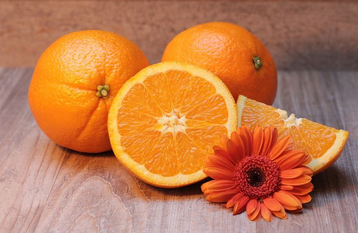 Strange Facts: orange