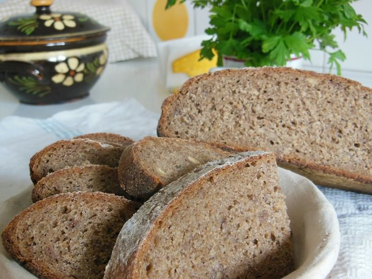 bread guide Sprouted Rye Bread