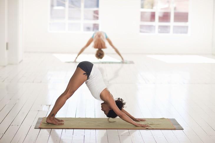 Ankylosing spondylitis Yoga and Stretching