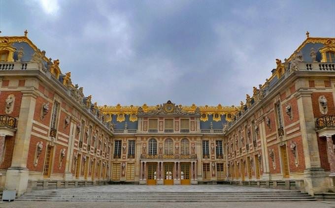 France: palace