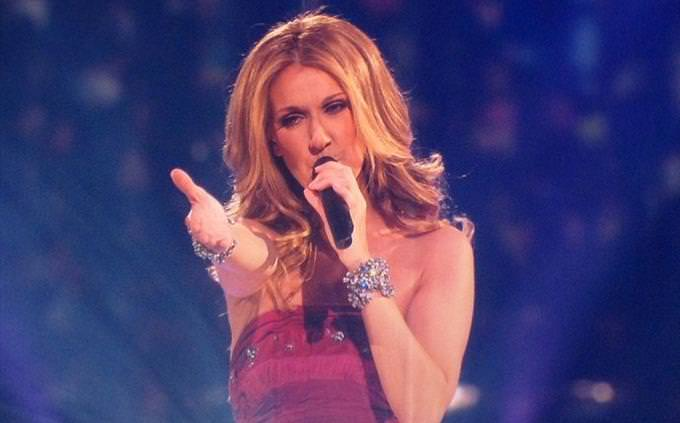True or False: Celine Dion