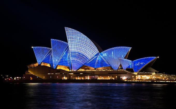 Trivia: Sydney Opera House