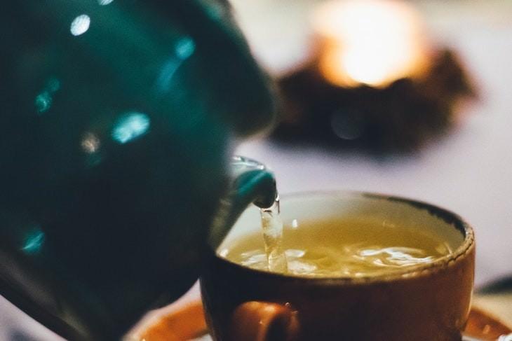 metabolism boosting foods Green tea