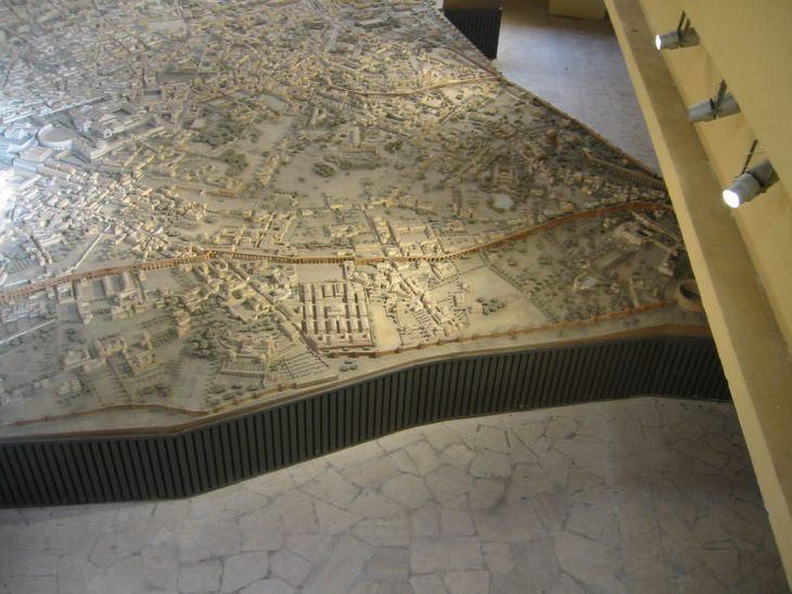 Rome model: museum