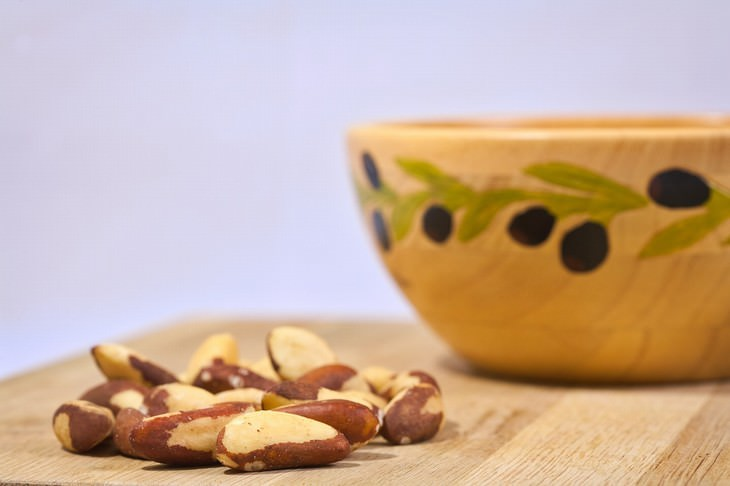 metabolism boosting foods Brazil Nuts