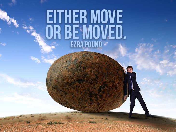 Either Move Or Be Moved