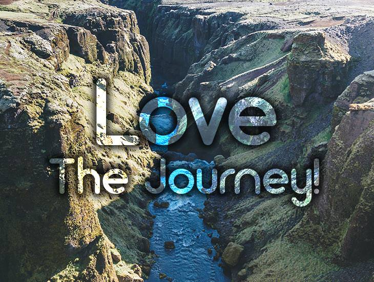 Love The Journey!