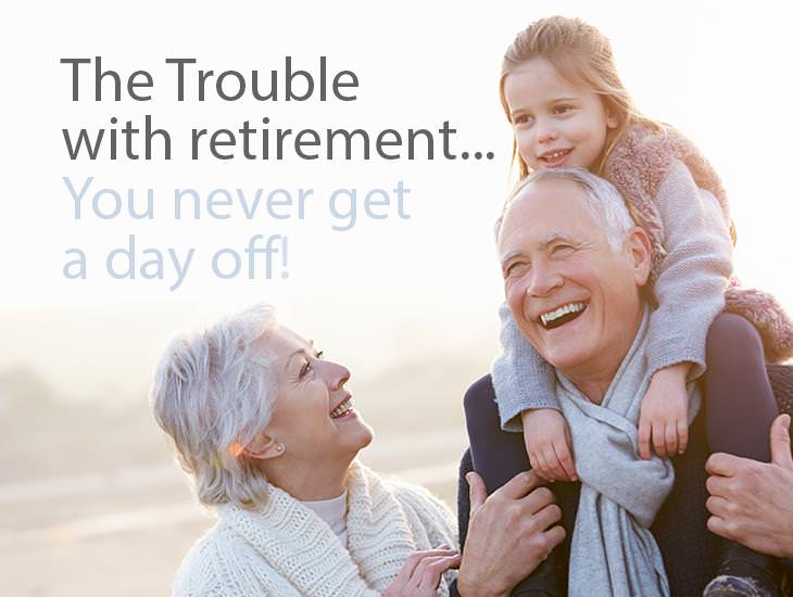 The Trouble With Retirement