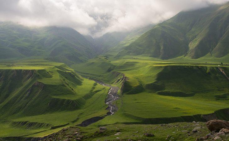 Georgia: Caucasus