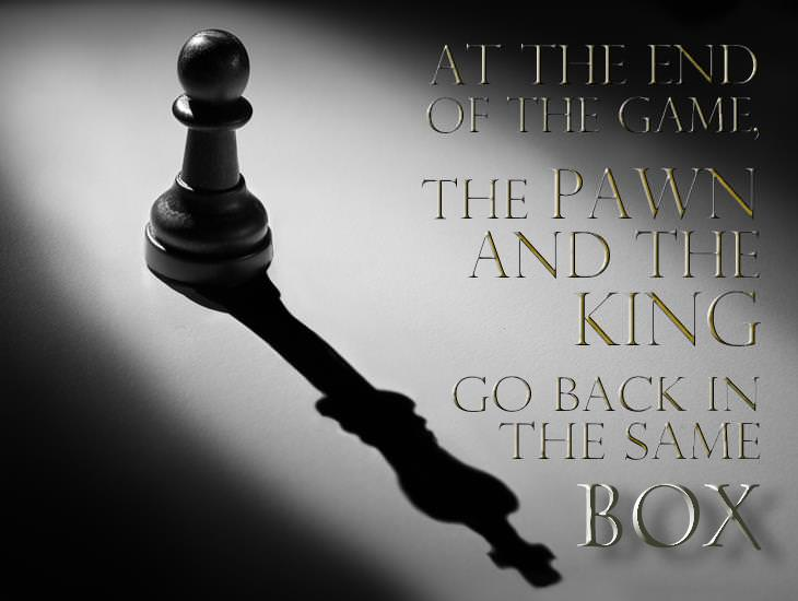 The Pawn And The King