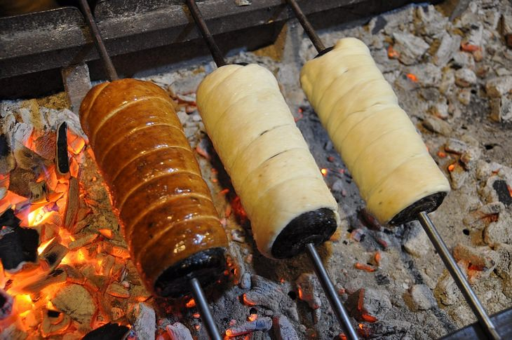 Snacks: kurtos