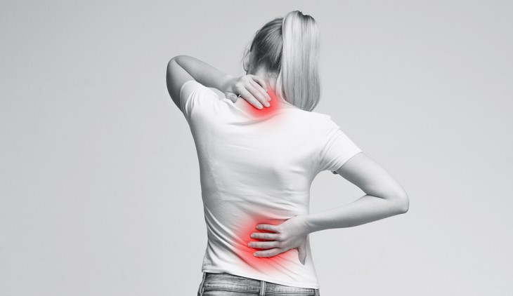 Tuina massage guide eck, back and joint pain