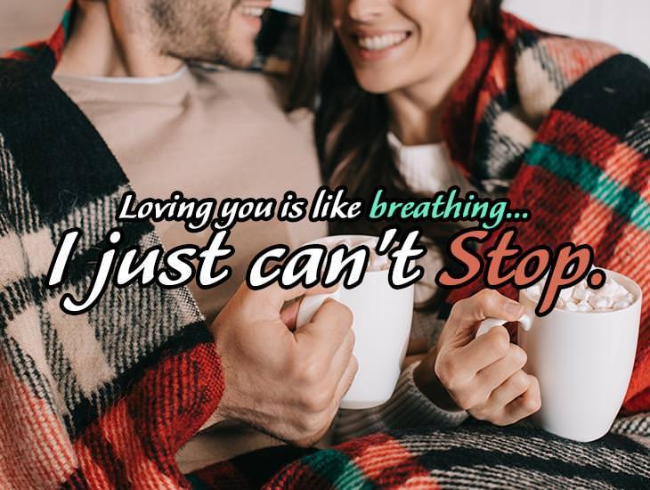 Loving You Is Like Breathing