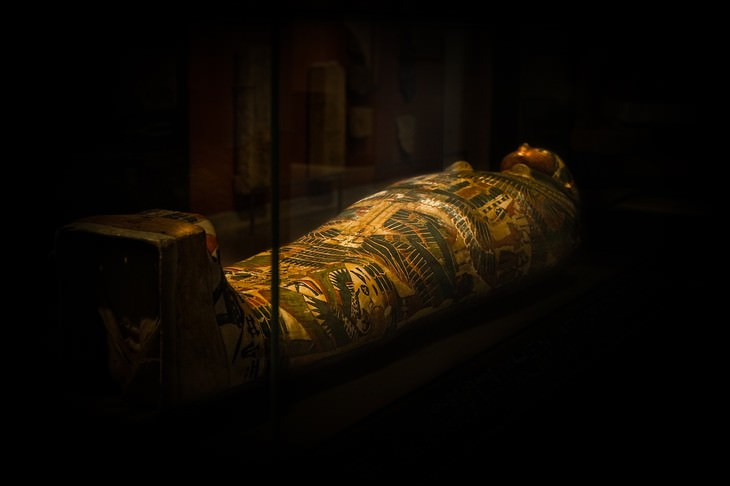 Facts Ancient Egypt mummy