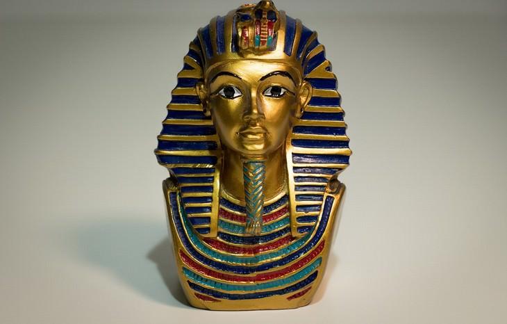 Facts Ancient Egypt sarcophagus pharaoh Tutankhamen