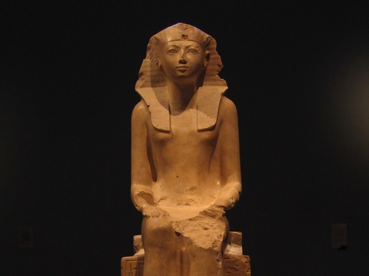 Facts Ancient Egypt Hatshepsut