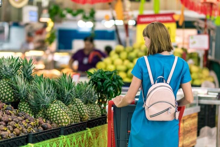 PFAS Forever Chemicals supermarket