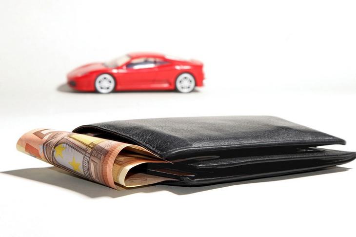 Anti car theft: valuables