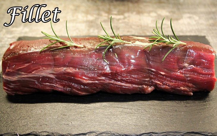 French words: fillet