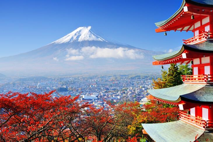 Japan travel tips: Fuji