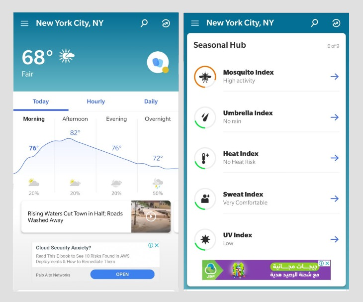 best weather apps The Weather Channel