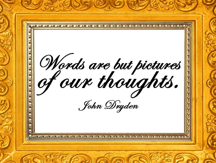 Words Are But Pictures