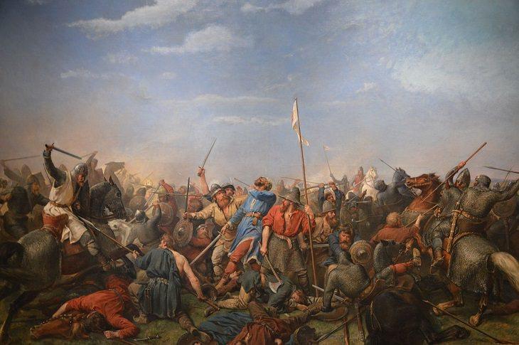 Vikings: battle