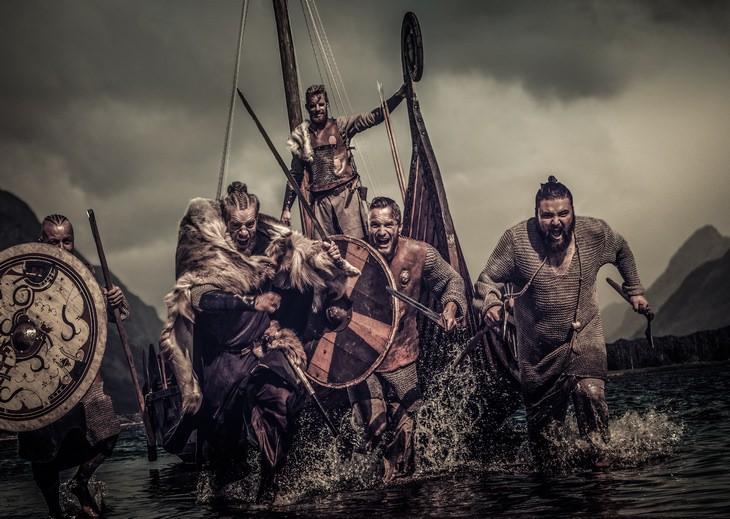 Vikings: raiders