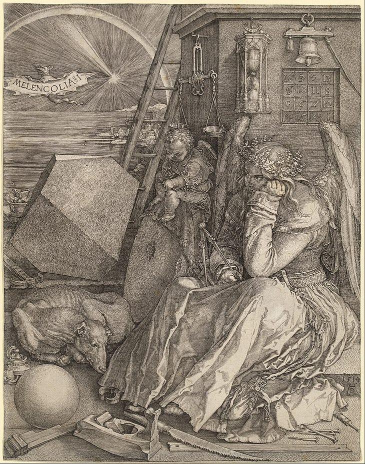 Albrecht Durer: Melencolia