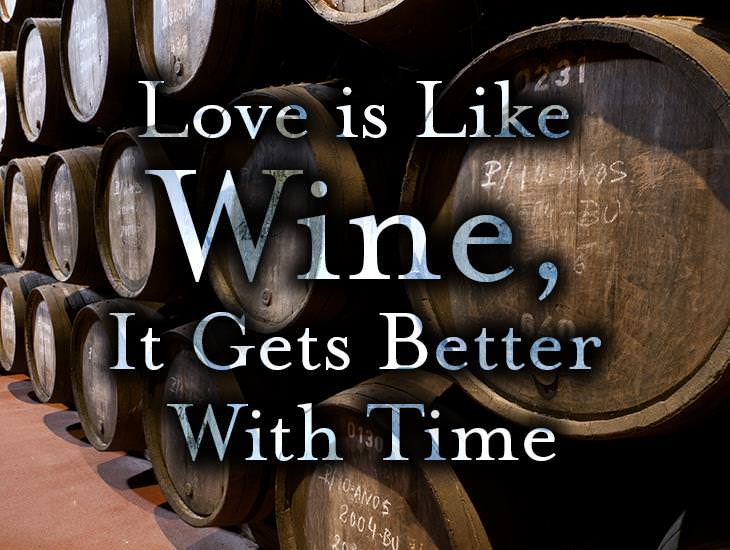 Love is Like Wine