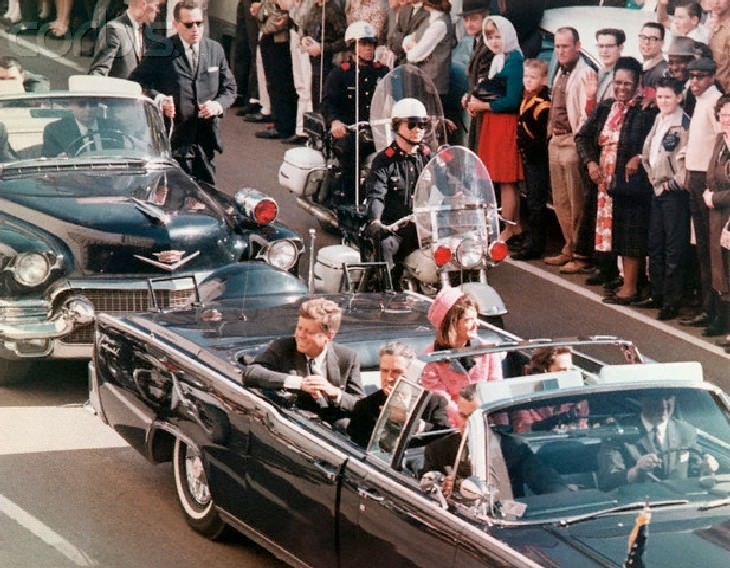 conspiracy theories The Assassination of John. F. Kennedy