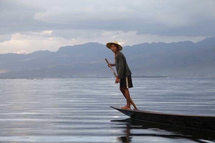 Myanmar tourism: Inle Lake