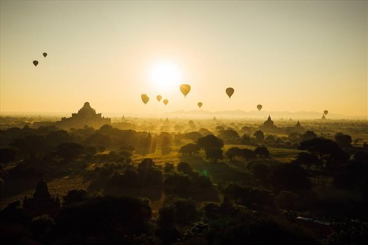 Myanmar tourism: Bagan