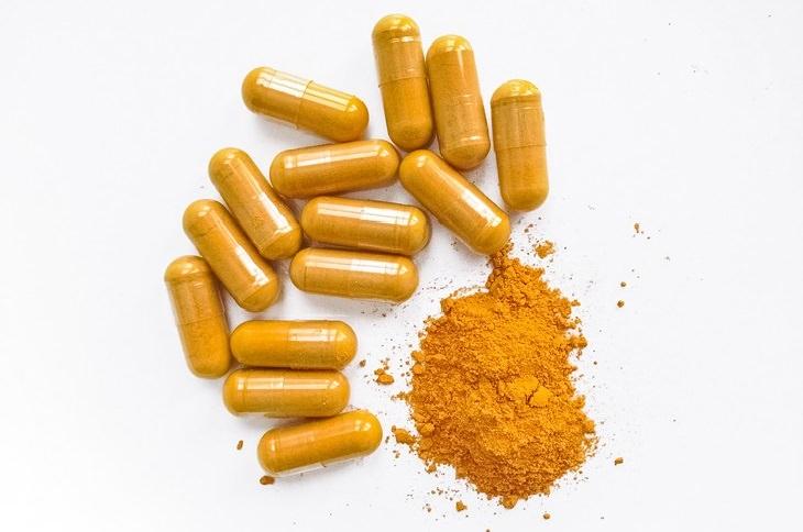 Supplements: curcumin turmeric