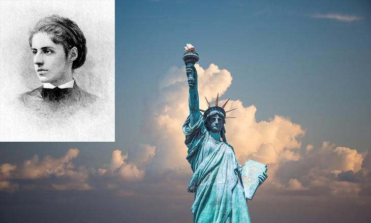 Statue of Liberty: Emma Lazarus