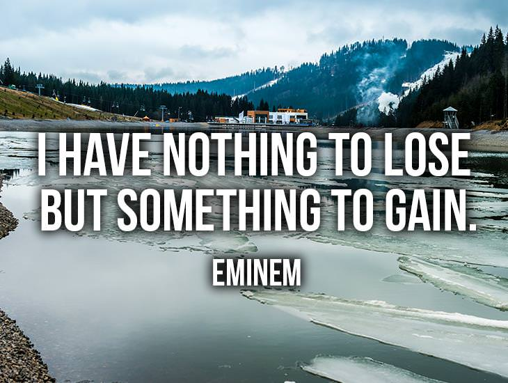I Have Nothing To Lose