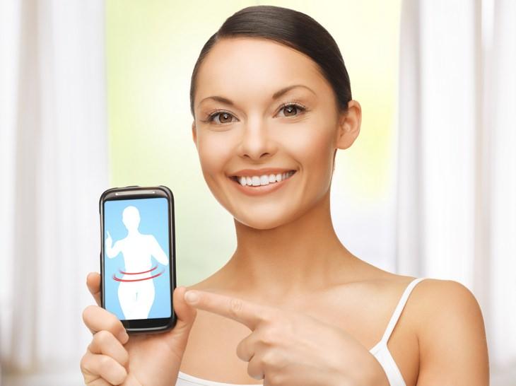 Diet apps: app