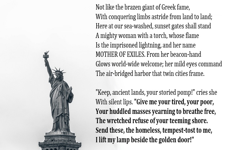 Statue of Liberty: New Colossus