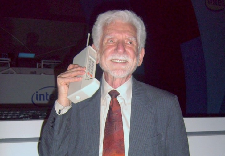 prototypes of inventions The Mobile Phone