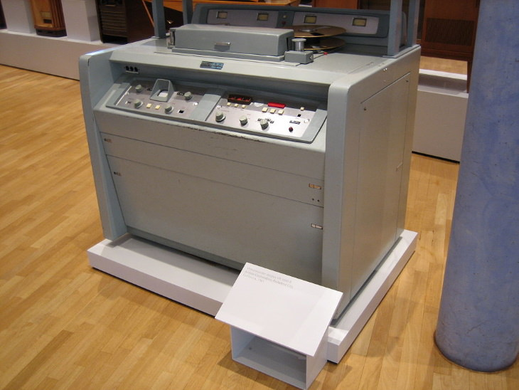 prototypes of inventions The Video Tape Recorder