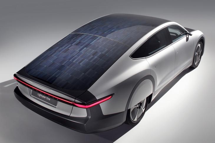 Automóvil solar Lightyear One