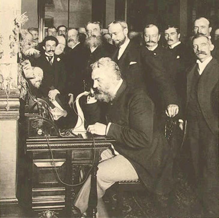 prototypes of inventions telephone
