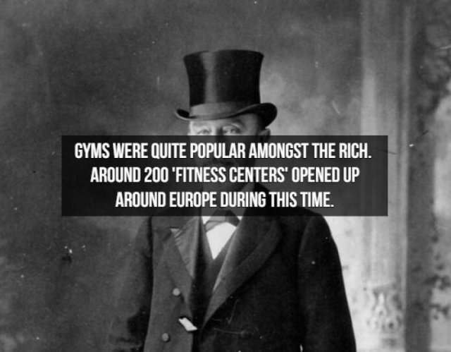 Facts about the Victorian Era gyms