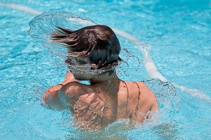 Summer illnesses: swimmer's ear
