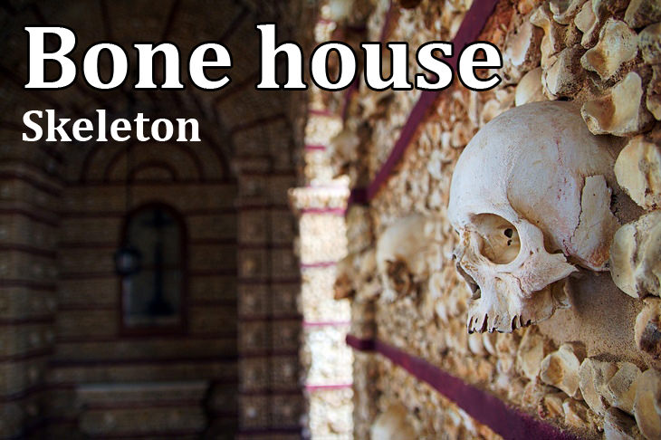 Kennings: bone house